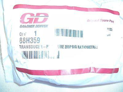 New Unused 88h359 Gardner Denver Oem Pressure Transducer