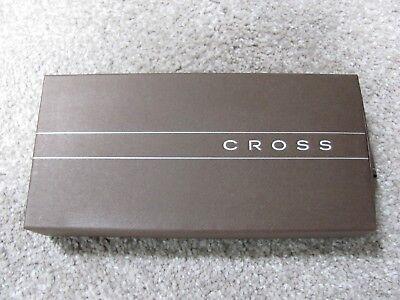 Brand New Cross Aventura Onyx Black Stylo Plume Fountain Pen (AT0156-1MS)