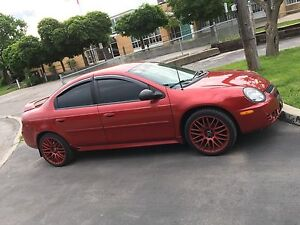 2003 Dodge Neon Low KMS AS IS