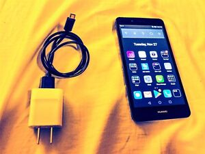 HUAWEI GR5 Android Grey Cell Phone - Rogers Carrier
