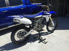 2013 Yamaha YZ450F Redcliffe Redcliffe Area Preview