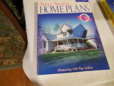 HOUSE PLAN BOOKS LOT OF 11 BEST SELLING 1 STORY  CONTEMPORARY AND (Best Contemporary House Plans)