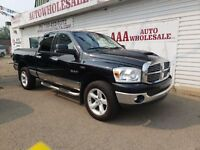 2008 Dodge Ram 1500 Laramie 4X4 ROOF 2 DVD,s LOADED ! Edmonton Edmonton Area Preview