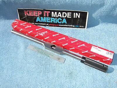 Starrett 91d Used Clean Tap Wrench 532-932 9lg. Machinist Toolmaker Loc123a