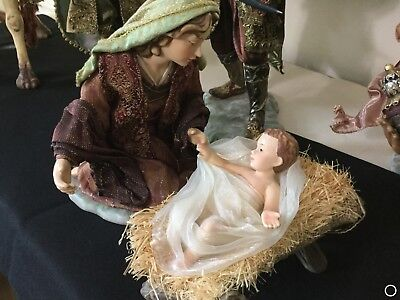 Beautiful Nativity Set For Christmas Please Message Me .. So Worth The Price!](Nativity Sets For Christmas)
