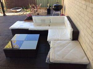 Rattan wicker outdoor lounge Smithfield Parramatta Area Preview