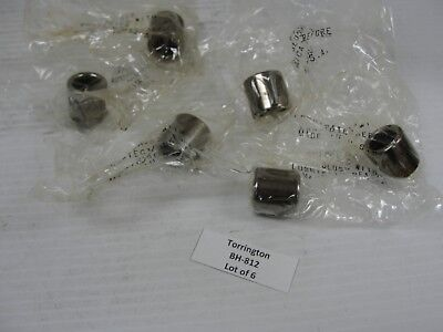 Nib Torrington Roller Bearing Bh-812. Lot Of 6 24.00 4.00 Ea.