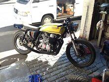 Honda CB750F Super Sport 1976 Kew Boroondara Area Preview