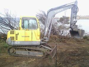 5,5 t Excavator Dunalley Sorell Area Preview
