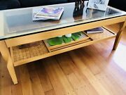 Glass top Coffee table  Wynnum Brisbane South East Preview