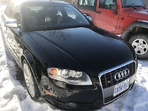 2007 Audi S4 Quattro Need to sale NOW!