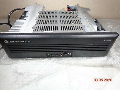 Motorola Mtr3000 Uhf 403-470mhz 100w Digital Mototrbo Radio Repeater T3000 C
