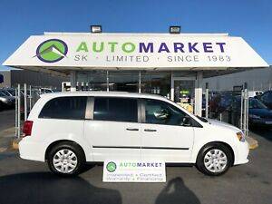 2014 Dodge Grand Caravan SE YOU WORK/YOU DRIVE!