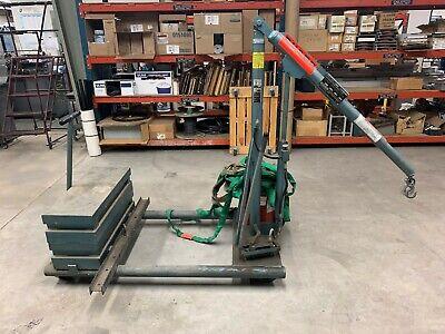 Ruger Equipment Crane