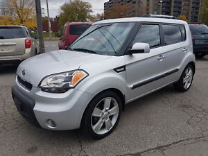 2011 Kia Soul 4u  BLUE TOOTH, HEATED SEATS, SUNROOF
