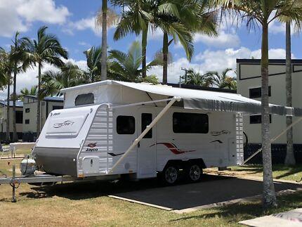 Caravan Jayco Starcraft Pop-Top Triple Bunk Burleigh Waters Gold Coast South Preview