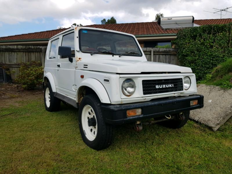1994 suzuki sierra