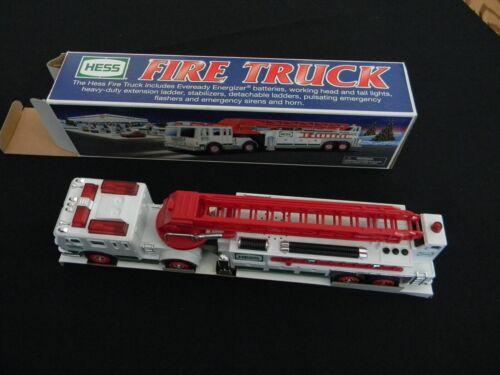 Hess Fire Truck