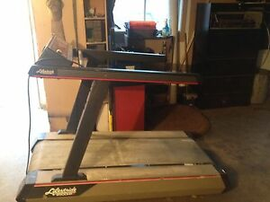 Large gym quality treadmill
