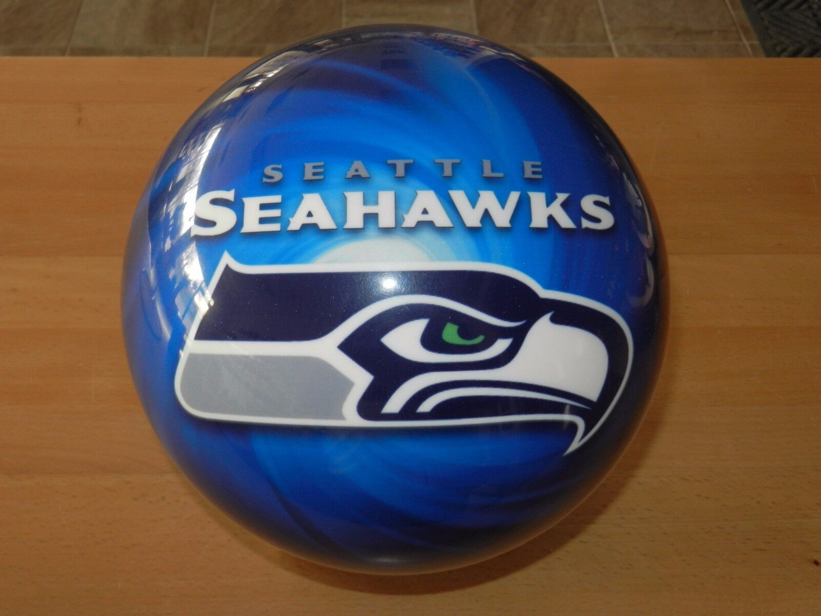 15 Otb Nfl Seattle Seahawks Bowling Ball