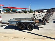 10x5 Tandem Trailer/ plant trailer/ heavy duty!! Noarlunga Centre Morphett Vale Area Preview