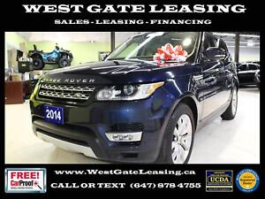 2014 Land Rover Range Rover Sport 5.0L SUPERCHARGED | NO ACCIDEN