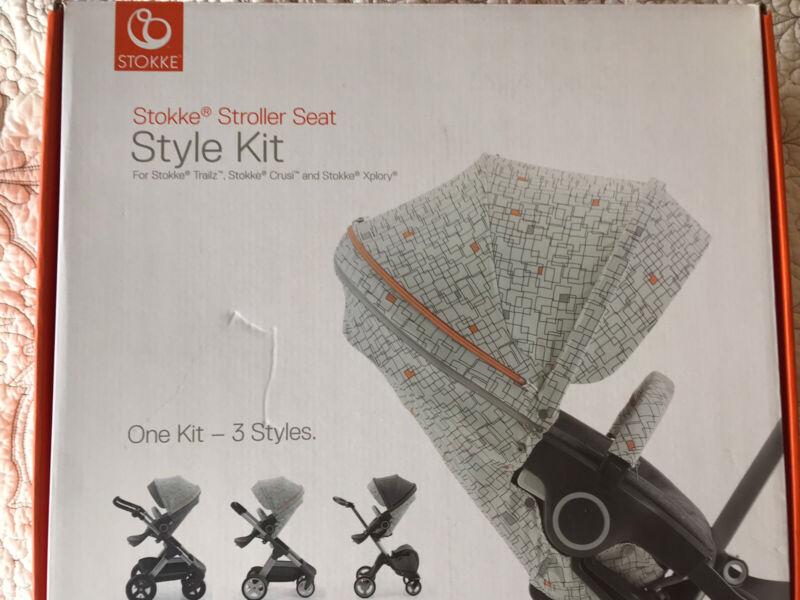 Stokke Xplory Trailz Crusi Style Kit Grids