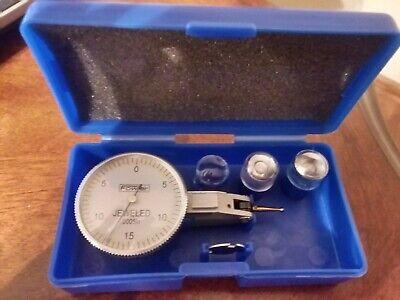 Fowler Dial Indicator .0005 0-15-0