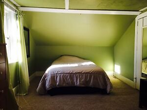 July 1st - Large upstairs bedroom in shared house