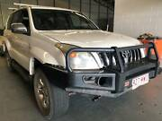 2007 Toyota Prado GX Diesel 8 Seater 4X4 SUV Eagle Farm Brisbane North East Preview