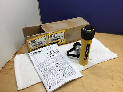 Enerpac Rc-53 Hydraulic Cylinder 5 Ton 3 Stroke New In The Box