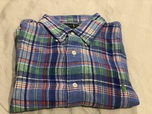 Polo ralph lauren shirt size L