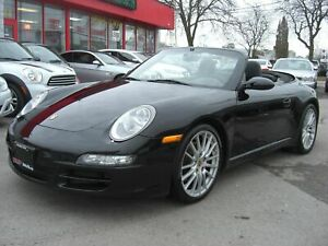 2008 Porsche 911 Carrera Convertible *WOW*
