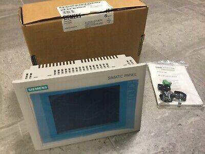 Siemens 6av6 545-0ca10-0ax0 6av6 5450ca100ax0 Touch Panel Display 6