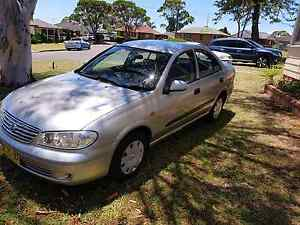 Nissan Pulsar N16 2004 *LOW KMS* sell swap trade Barrack Heights Shellharbour Area Preview