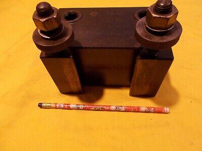 Aloris Usa Da-41 Quick Change 2 Lathe Boring Bar Holder Engine Metal Tool