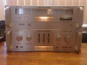 Classic MARANTZ Amp Matching Tuner Toorak Gardens Burnside Area Preview