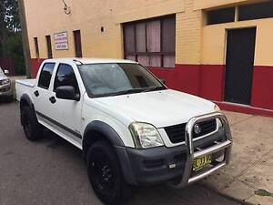 2003 Holden Rodeo Ute Haberfield Ashfield Area Preview