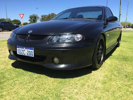 2001 Holden Commodore Ute SS Manual
