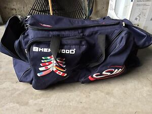 Sherwood hockey bag - $20