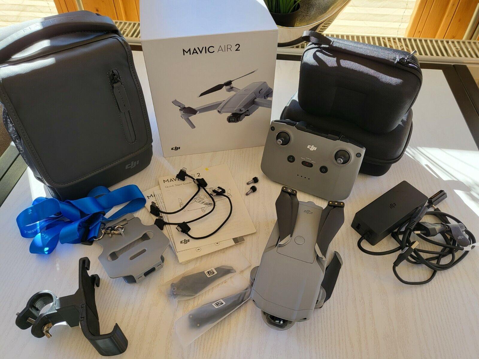 DJI Mavic Air 2 Drohne mit 4K Ultra HD Kamera
