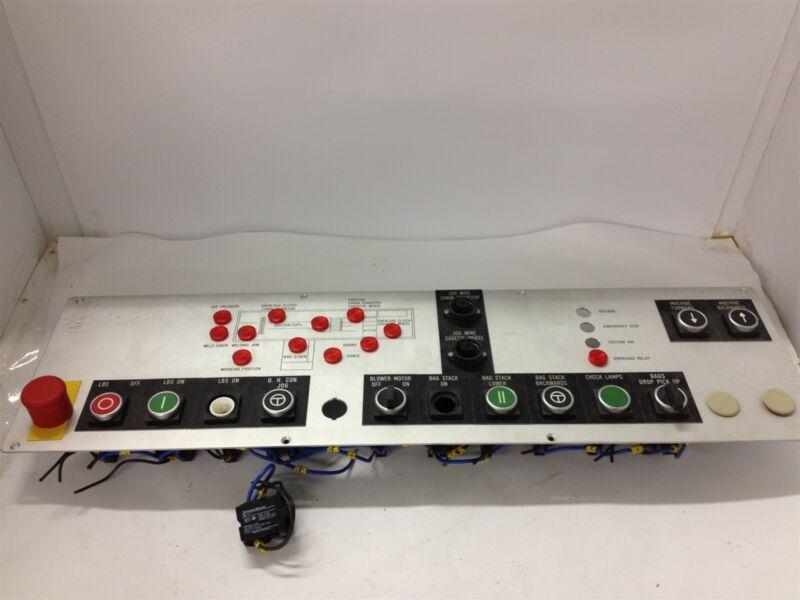 Conveyor Control Panel