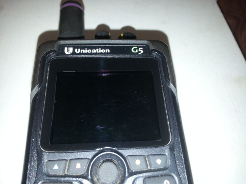 New Unication G2, G3, G4 and G5 Pager Anti Scratch Screen Protector