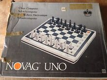 Novag Uno Chess Computer model 897 Kempsey Kempsey Area Preview