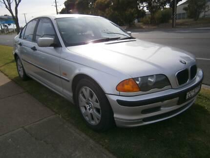 1998 BMW E46 318i - auto Albert Park Charles Sturt Area Preview