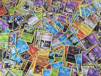 100 gemischte verschiedene Pokémon Karten Sammlung LOT deutsch / englisch NEU NM