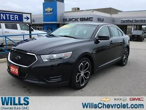 2015 Ford Taurus SHO | AWD | SUNROOF | LEATHER
