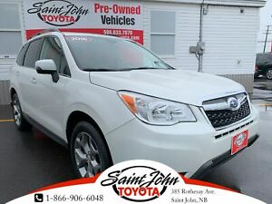2016 Subaru Forester 2.5i Touring Package w/Technology Pkg Optio