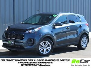 2018 Kia Sportage LX FWD | HEATED SEATS | BACK UP CAM