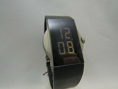 Ventura Sparc FX Mens W10R. Titanium Automatic Digital Watch. for sale  Shipping to India